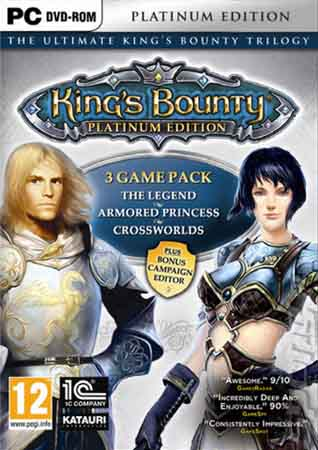 King's Bounty - Platinum Edition (PC/RePack Seraph1)