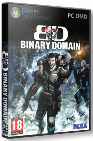 Binary Domain 6.08 Gb (PC/2012/EN)