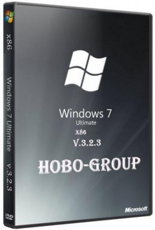 Windows 7 Ultimate SP1 x86 by HoBo-Group v3.2.3