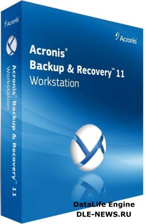 Acronis Backup & Recovery 11.0.17318 Workstation with Universal Restore
