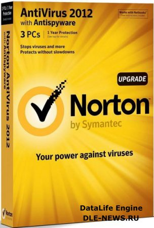 Norton AntiVirus 2012 19.7.0.9 Final