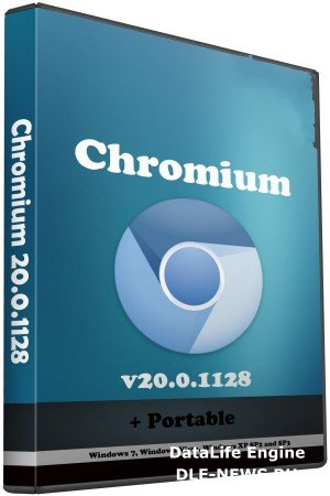 Chromium 20.0.1128 + Portable (2012/ MULTI /RUS)