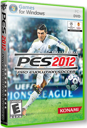 Pro Evolution Soccer 2012 v1.06 (RePack Catalyst)