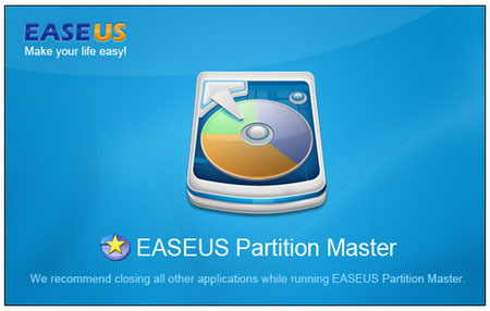 EASEUS Partition Master 9.1.1 Professional Edition + BootCD (2012)