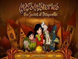 May's Mysteries: The Secret of Dragonville (2012/Eng)