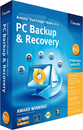 Acronis True Image Home 2012 Plus Pack 15.0.0 Build 7119 BootCD