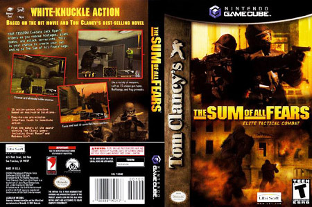 Tom Clancy's The Sum of All Fears (PC/RUS)