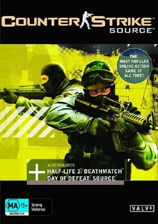 Counter-Strike: Source (CSS) v.1.0.0.70 (2012/RUS/PC)