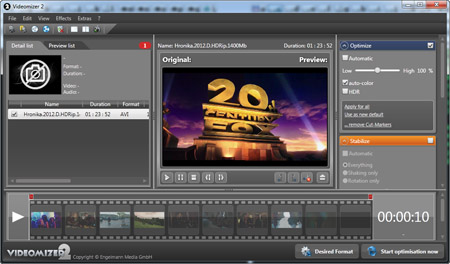Engelmann Media Videomizer 2 v 2.0.11.1219 (2012)