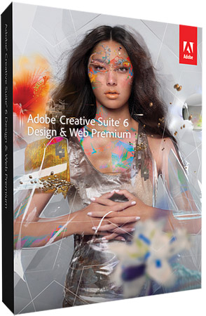 Creative Suite 6 Design & Web Premium (Mac OS X)