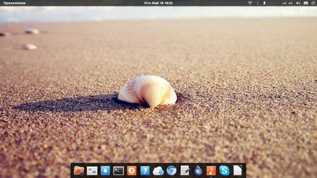 Elementary OS (Luna) Daily Build i386 (1xCD)