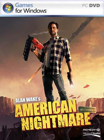 Alan Wakes American Nightmare (GOG - DRM Free Edition/2012)