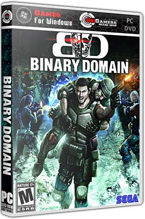 Binary Domain Update 1 (2012/Repack UniGamers/ENG)
