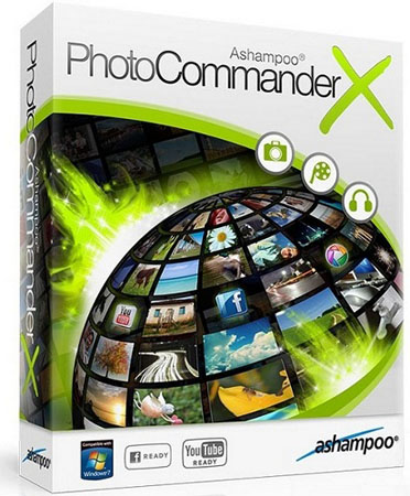 Ashampoo Photo Commander 10.1.1 (2012)