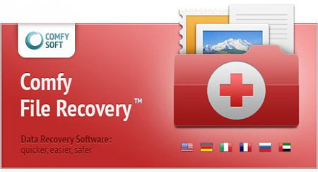 Comfy File Recovery 3.2 Commercial/Office Edition Portable (2012)