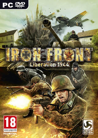 Iron Front: Liberation 1944 (PC/2012/ENG)