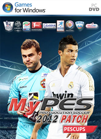 PES Game + MyPES V2.0 Patch (PC/2012)