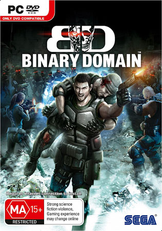 Binary Domain Update 1 (PC/2012/Repack Origami)