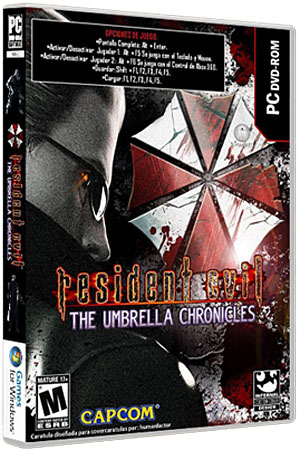 Resident Evil: The Umbrella Chronicles (PC/RePack/EN)