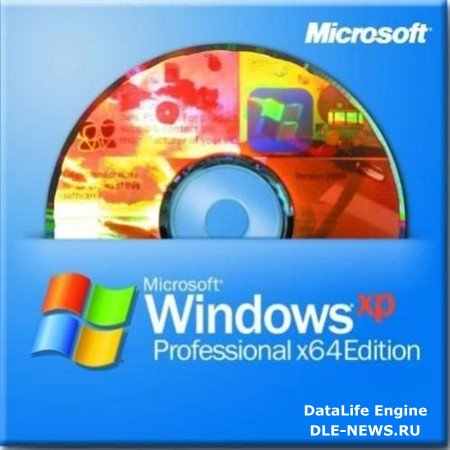 Windows XP Professional x64 Edition SP2 (2012/RUS)
