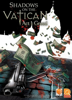 Shadows on the Vatican. Act 1: Greed (2012/ENG)