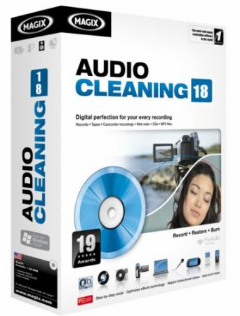 MAGIX Audio Cleaning Lab MX 18.0.0.9 + Rus