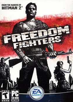 Freedom Fighters (2003/RUS/ENG)