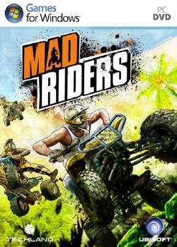 Mad Riders (2012/Multi5/ENG/Full/RePack)