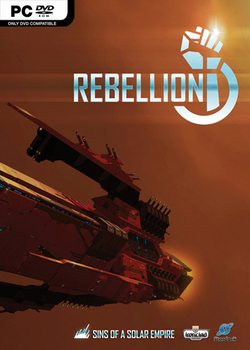 Sins Of A Solar Empire: Rebellion (2012/ENG/Add-On/Full/RePack)