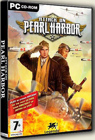 Attack on Pearl Harbor (RePack X-pack/RUS)