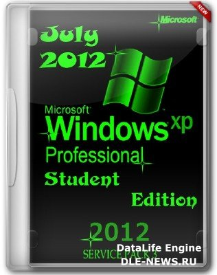 Windows Xp Pro Sp3 Corporate Student Edition 07.2012 [ENG/RUS MUI]