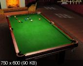 Бильярд / Billiard Deluxe (PC/RUS)
