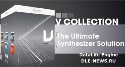 Arturia - V Collection 2012 [07.2012, Eng] + Serial