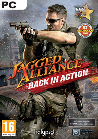 Jagged Alliance: Back in Action + 6 DLC (L/Steam-Rip Игроманы/1.13e)