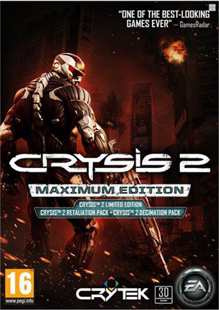 Crysis 2. Maximum Edition (Steam-Rip/RUS)