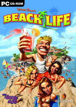 Beach Life: Virtual Resort Spring Break (2002/RUS/RePack)