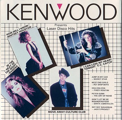 Kenwood Presents Laser Disco Hits  (1986)