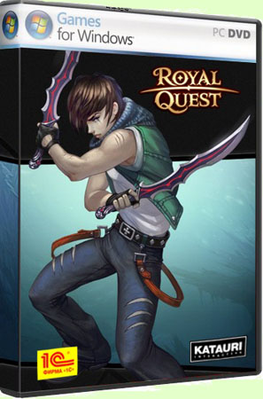 Royal Quest 0.5.8.7 (PC/2012/RUS/RUS)