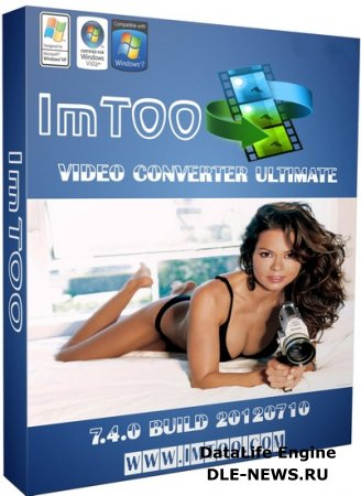 ImTOO Video Converter Ultimate 7.4.0 build 20120710 (2012/ENG)